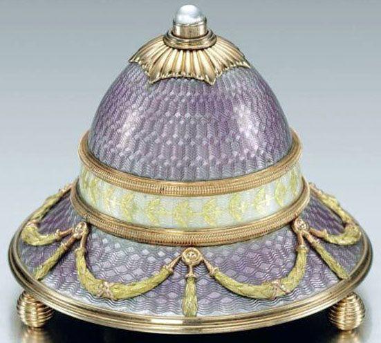 78 best images about faberg bijoux co on pinterest - Sonnette de comptoir ...