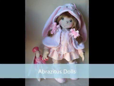 Tutorial Muñeca inspirada en las My Child Dolls - Parte 1 - Hacemos el c...