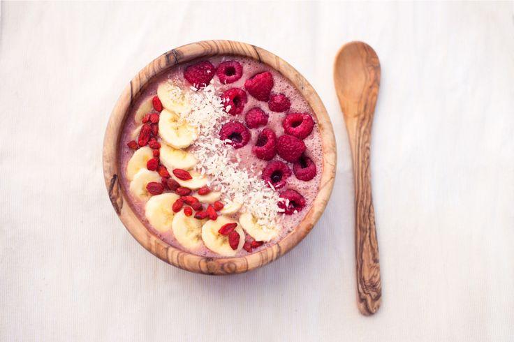 5 recettes de smoothie bowl