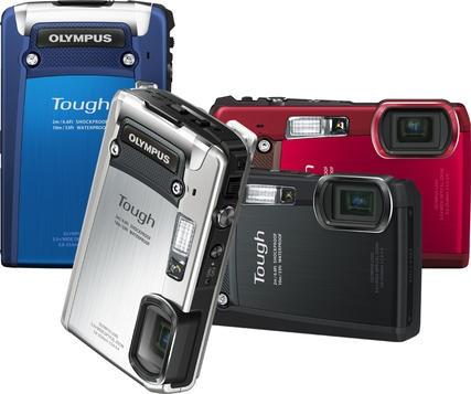 Olympus TG-820 Tough!