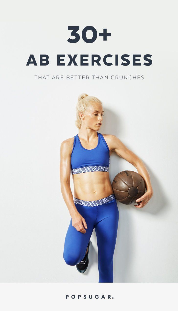 cabeaf9c0 30+ Exercises to Get a Sexy Midsection That Are Better Than Crunches   abworkout  crunches  coreworkout