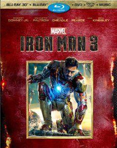 Amazon.com: Iron Man 3 (Three-Disc Blu-ray 3D / Blu-ray / DVD + Digital Copy): Robert Downey Jr., Gwyneth Paltrow, Don Cheadle, Guy Pearce, Rebecca Hall, Stephanie Szostak, James Badge Dale, Jon Favreau, Ben Kingsley, Shane Black: Movies & TV $34.96