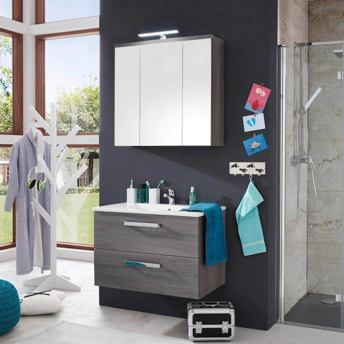 Bad ohne Fliesen » Ideen für die Wandgestaltung   Badezimmer ...