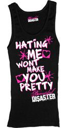 Womens Pretty Beater Tank|SubCulture Clothing Store down to $17.00 on special...be quick