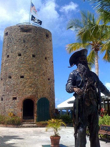 Blackbeards Castle - St. Thomas, Virgin Islands