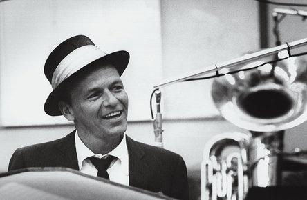 Frank Sinatra By William Claxton