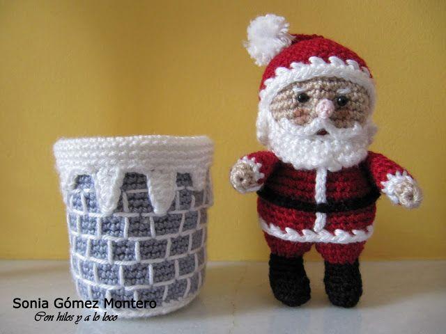 1010 best Häkeln Weihnachten images on Pinterest | Weihnachten ...