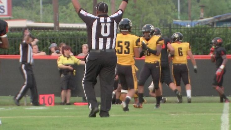 Want to become a high school football referee? Find out how