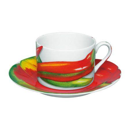 1-72 Tazza da tè con piattino - Tea c/s