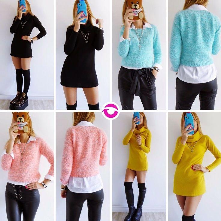 WINTER SALE50% OFFSTOCK LIMITADO [POLERON CALU] $325(ANTES $650) [SWEATER MONA] $325(ANTES $650) Local Belgrano Efectivo Envíos Tarjetas 3 cuotas sin interés Tienda Online www.oyuelito.com.ar #followme #oyuelitostore #stylish #styles #fashion #model #fashionista #fashionpost #ootd #moda #clothing #instafashion #trendy #chic #girl #trends #outfitoftheday #selfie #showroom #loveit #look #lookbook #inspirationoftheday #modafemenina #wintersale #sale
