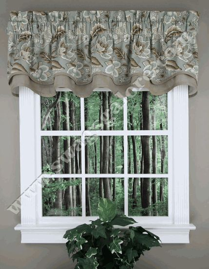 valance spa kitchen valances curtain ideas pinterest sew