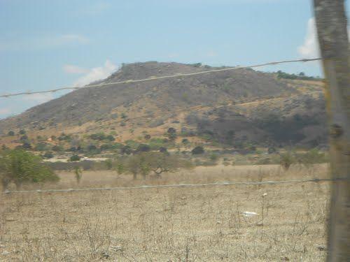 Minador do Negrão (alagoas) brasile | Serra dos CAVALOS - vista do sitio JIQUIRI- minador do negrão al