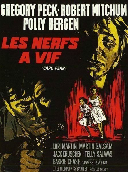 Les Nerfs à Vif - 1961 (Protéger sa famille... Coûte que coûte !)