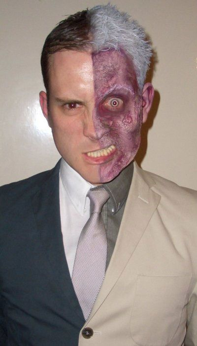 Best 25+ Two Face Costume Ideas On Pinterest