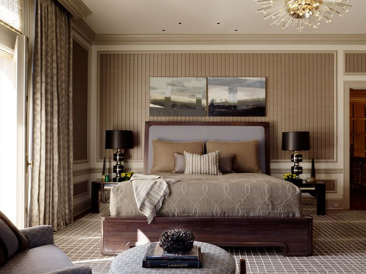 17 Best images about Glamorous Bedrooms II – Master Bedroom Paint Designs