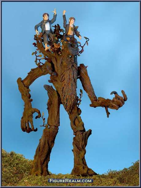 Treebeard from Lord of the Rings - Two Towers - Large Electronic Figures manufactured by Toy Biz [Toy Biz Photo]