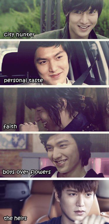 Which is your favorite Lee Min Ho role? #kdrama