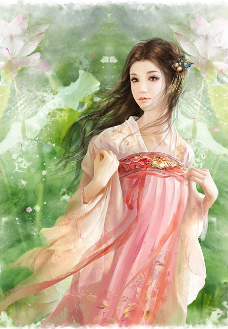 Arte chino ... Lindo, muy lindo.