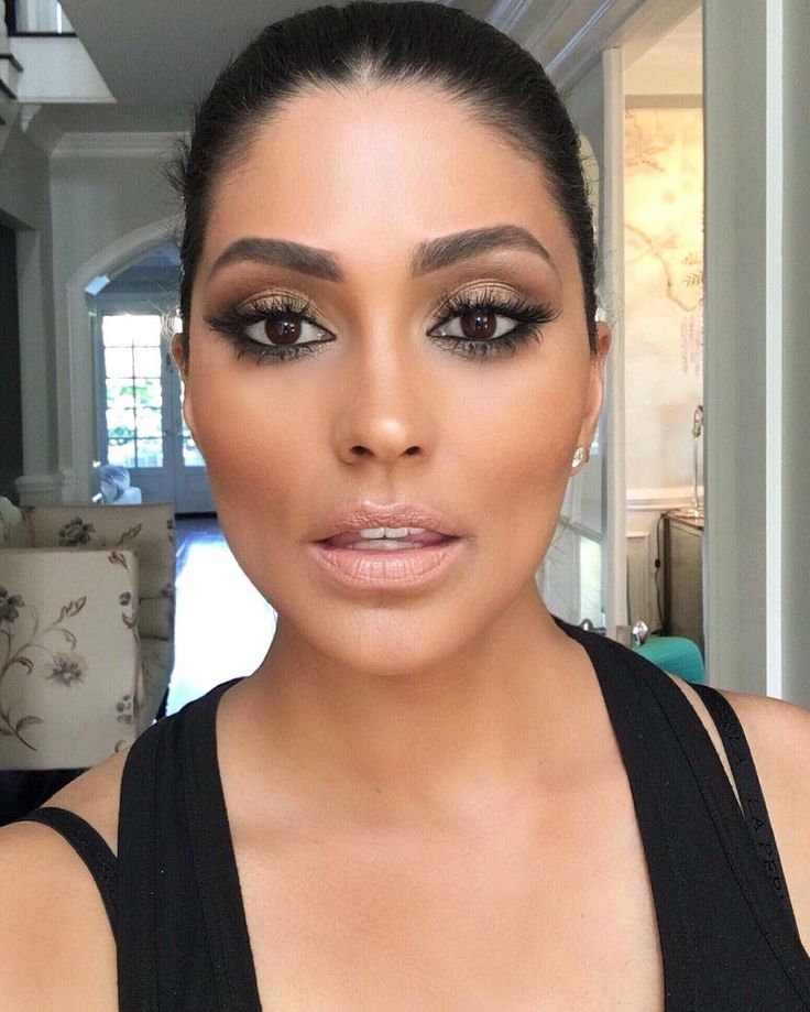 "Rob Sargsyan on Instagram: ""Love glamming this beautiful face !!  @rachel_roy #facesbyrob #rachelroy ✨✨"""