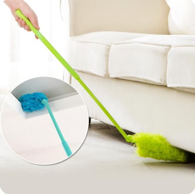 Home Retractable Flexible Ultrafine Microfiber Duster Multifunctional Car Cleaning Duster