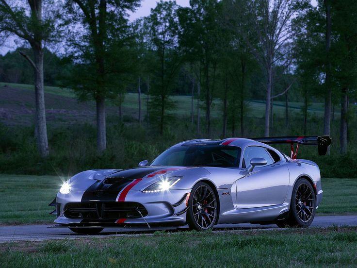 Dodge Viper ACR Extreme on Behance | Dodge viper, Viper