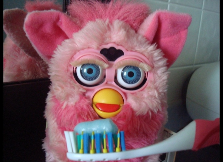 Pink Furby Adventures