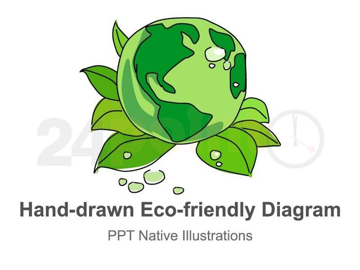 136 best Business Concepts \ Models PowerPoint Templates, Slides - editable leaf template