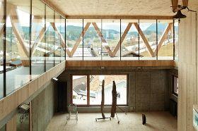 MoDus Architects Haus und Künstleratelier | Architektur