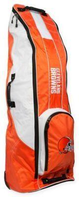 NFL Cleveland Browns Golf Travel Bag