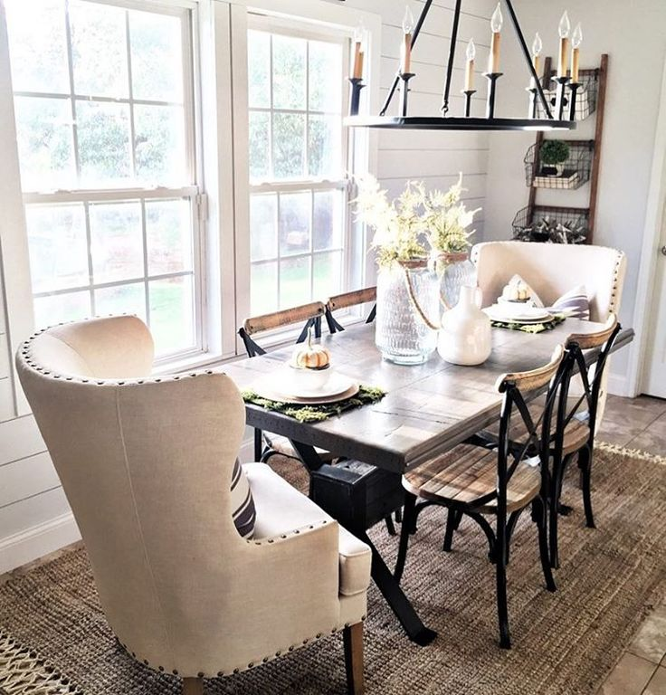 318 Best DINING ROOMS Images On Pinterest
