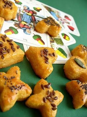 Candy's: Tejszínes-sajtos-paprikás