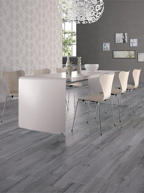 Wall Floor Tiles With Wood Effect SOLERAS By ABK Industrie Ceramiche Interiors