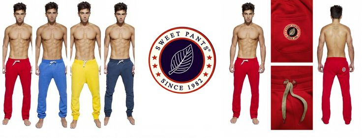 Sweet pants also for men…