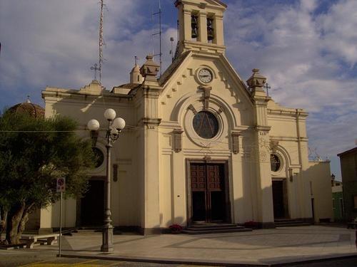 San Giovanni Battista Church in Pula (CA)