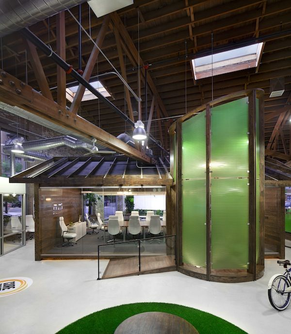 Tour Box Studios Agrarian Inspired Office Space For Core Power In Chicago