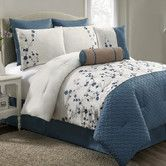 Found it at Wayfair - Sadie 5 Piece Comforter Set