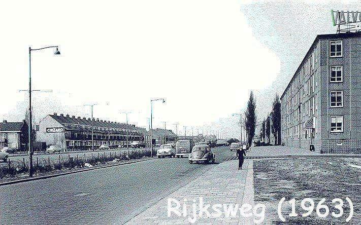 Rijksweg (later A13) 1963