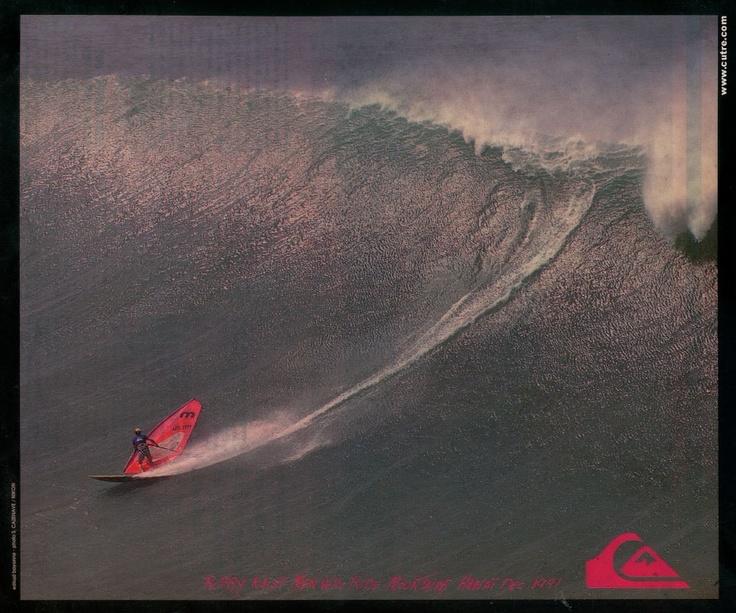 Robby Naish at phantoms 1991
