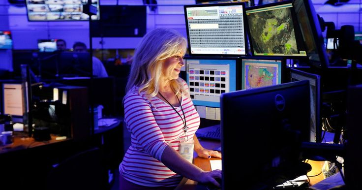 Meet the Southwest Airlines storm trackers watching the skies to keep your flights safe | On a recent weekday afternoon, meteorologist George Tabeek sits in front of a bank of monitors at Southwest Airlines' operations center, tracking...