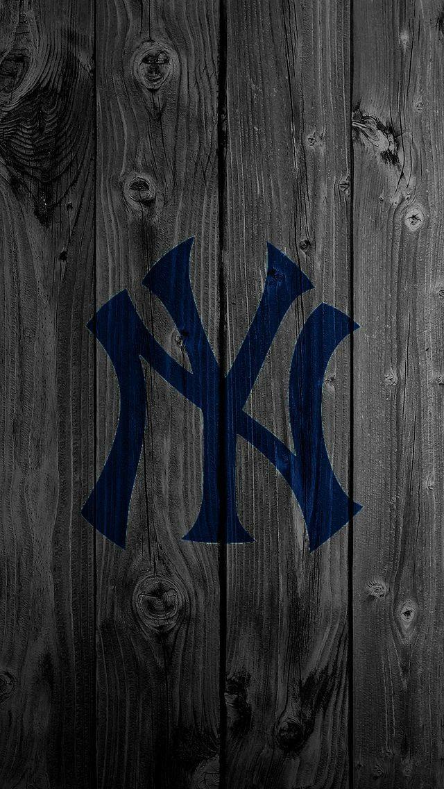 Pin By Michael Vermeulen On New York Yankee Pride In 2020 Baseball Wallpaper New York Yankees Logo Yankees Logo