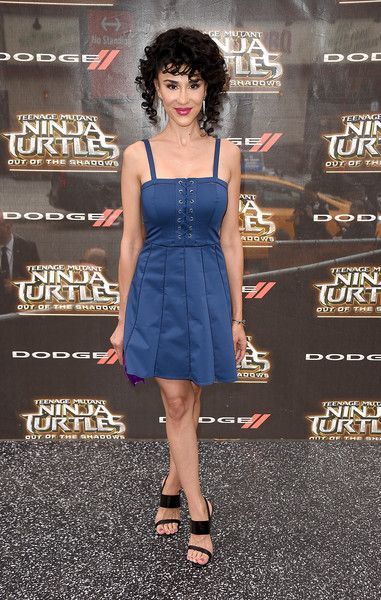 """Layla Alizada Photos Photos - Layla Alizada attends the New York Premiere of the Paramount Pictures title """"Teenage Mutant Ninja Turtles: Out of the Shadows"""", on May 22, 2016 at Madison Square Garden in New York City, New York. - 'Teenage Mutant Ninja Turtles: Out of the Shadows' NYC Premiere"""