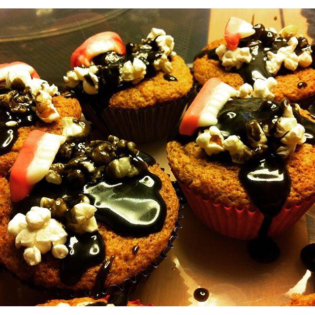 #leivojakoristele #halloweenhaaste kiitos! @mamabakeslove