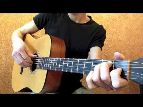 16 Legendary Fingerpicking Patterns - Pattern #3