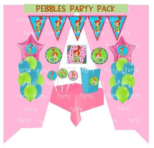 27 Best Pebbles Flintstones Birthday Images On Pinterest
