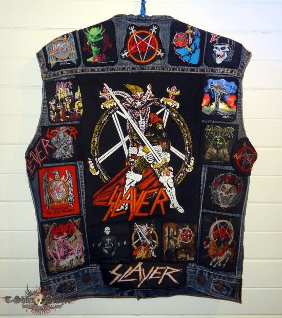 Battle Jacket's Blog