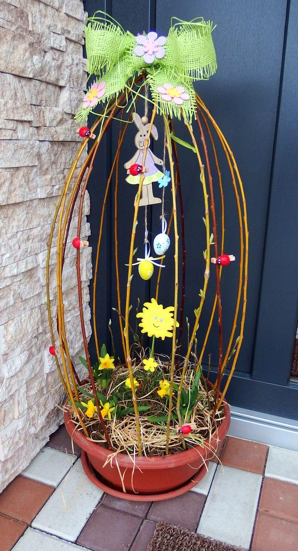 Jarní dekora Spring Decorations