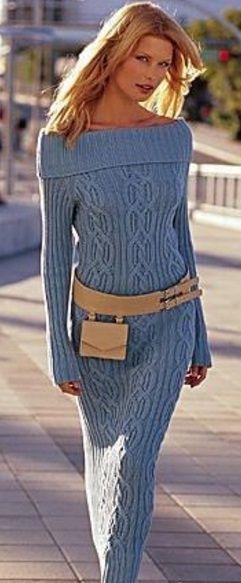 Платье кельтскими узорами