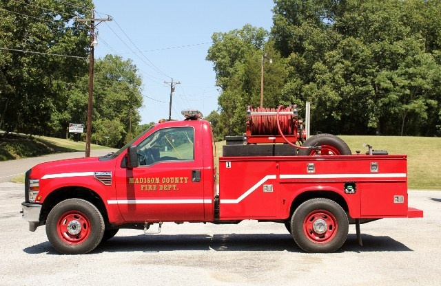 Madison County Fire Department (TN) Fire Truck http ...