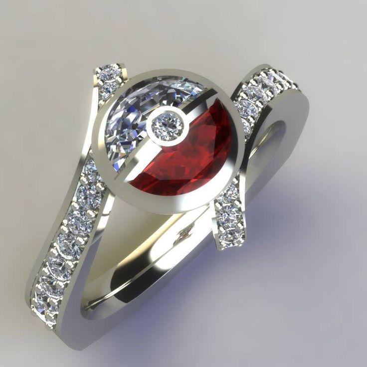 haha, fancy pokemon ring... WANT!