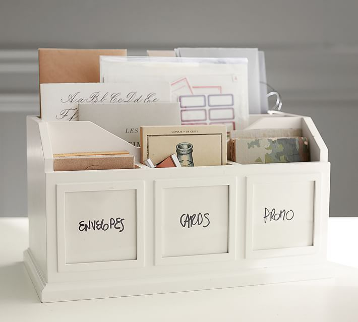 Bedford Photo Caddy Desk Accessories Home Office